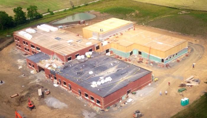 school aerial